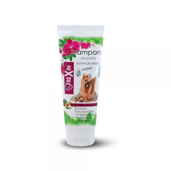 Frexin szampon dla psów ułatwiający rozczesywanie